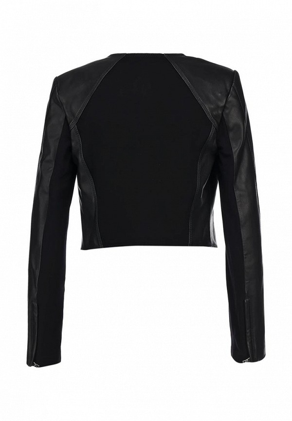 Кожаная куртка BCBGMAXAZRIA NDJ4H142: изображение 2