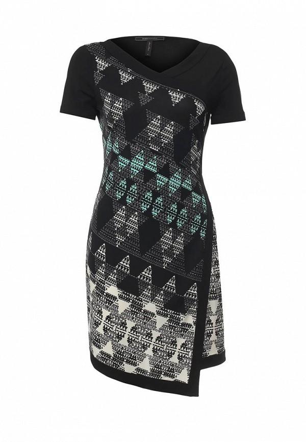 Платье-миди BCBGMAXAZRIA WHE62A62: изображение 1