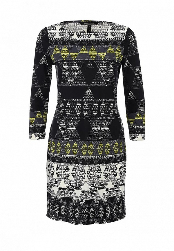 Платье-миди BCBGMAXAZRIA WHE62A76: изображение 1