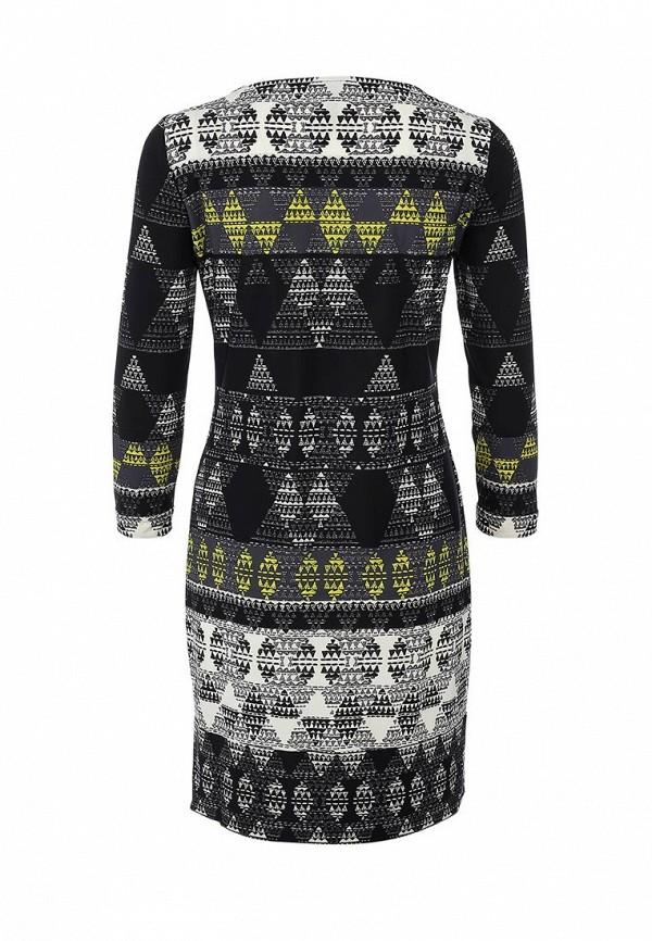 Платье-миди BCBGMAXAZRIA WHE62A76: изображение 3