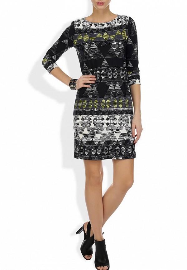 Платье-миди BCBGMAXAZRIA WHE62A76: изображение 7