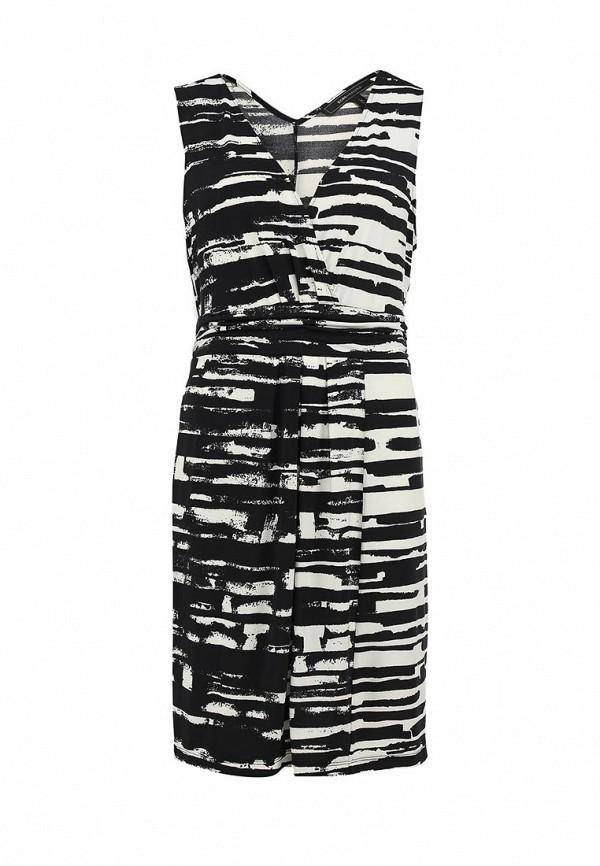 Платье-миди BCBGMAXAZRIA XXH64A04: изображение 1