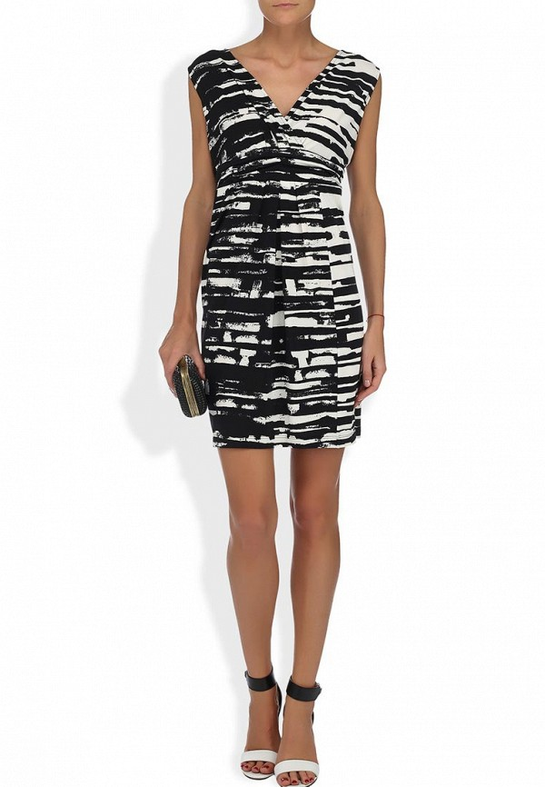 Платье-миди BCBGMAXAZRIA XXH64A04: изображение 11