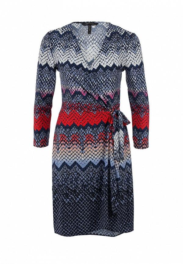 Платье-миди BCBGMAXAZRIA YKT66A24: изображение 1