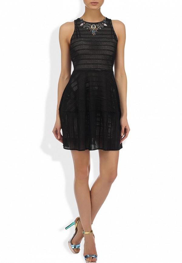 Платье-миди BCBGMAXAZRIA YWZ65A58: изображение 11