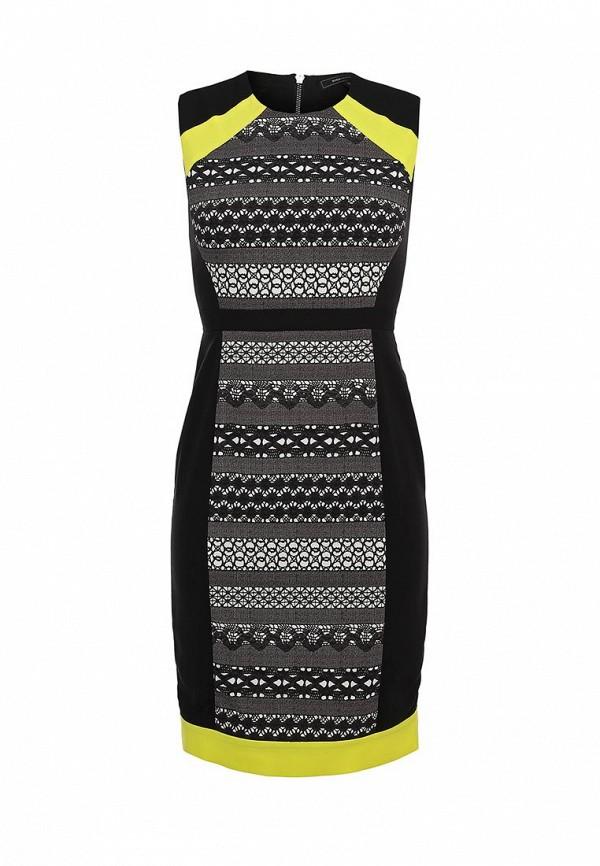 Платье-миди BCBGMAXAZRIA AHK62A47: изображение 1