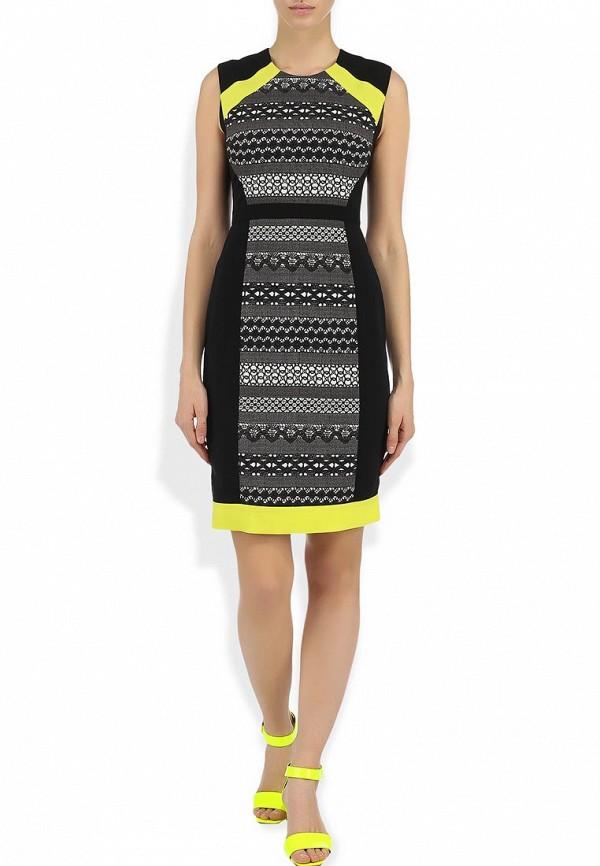 Платье-миди BCBGMAXAZRIA AHK62A47: изображение 5