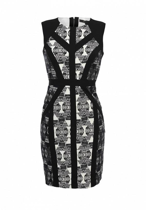 Платье-миди BCBGMAXAZRIA CCL62A43: изображение 1