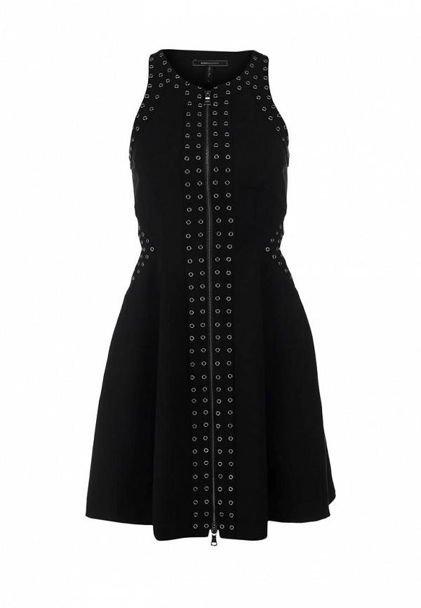 Платье-миди BCBGMAXAZRIA IZD62A32: изображение 1