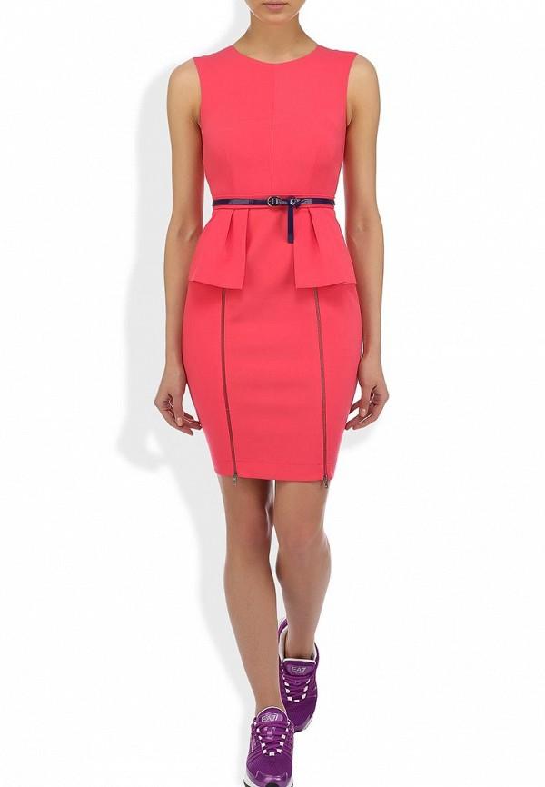 Платье-миди BCBGMAXAZRIA ZBA62A63: изображение 10