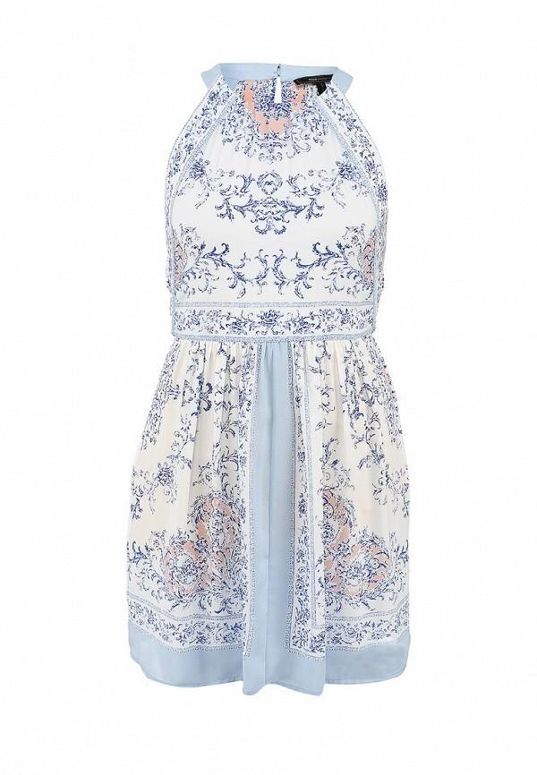 Платье-мини BCBGMAXAZRIA JVG64A46: изображение 1