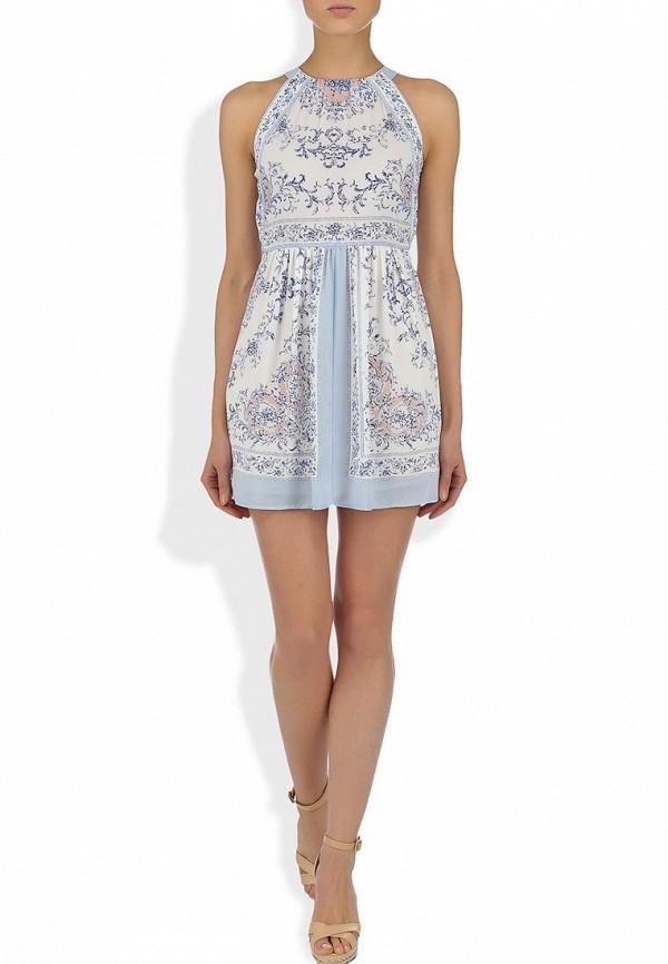 Платье-мини BCBGMAXAZRIA JVG64A46: изображение 6
