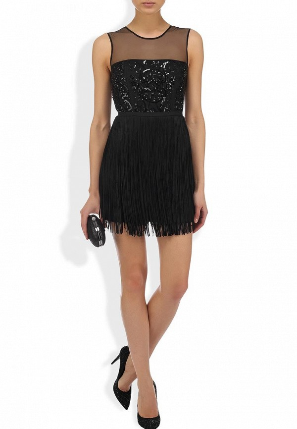 Платье-мини BCBGMAXAZRIA NPM62A95: изображение 7