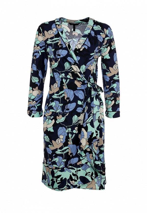 Платье-миди BCBGMAXAZRIA VMQ6W099: изображение 1