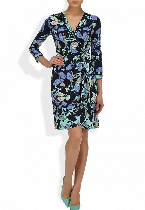 Платье-миди BCBGMAXAZRIA VMQ6W099: изображение 6