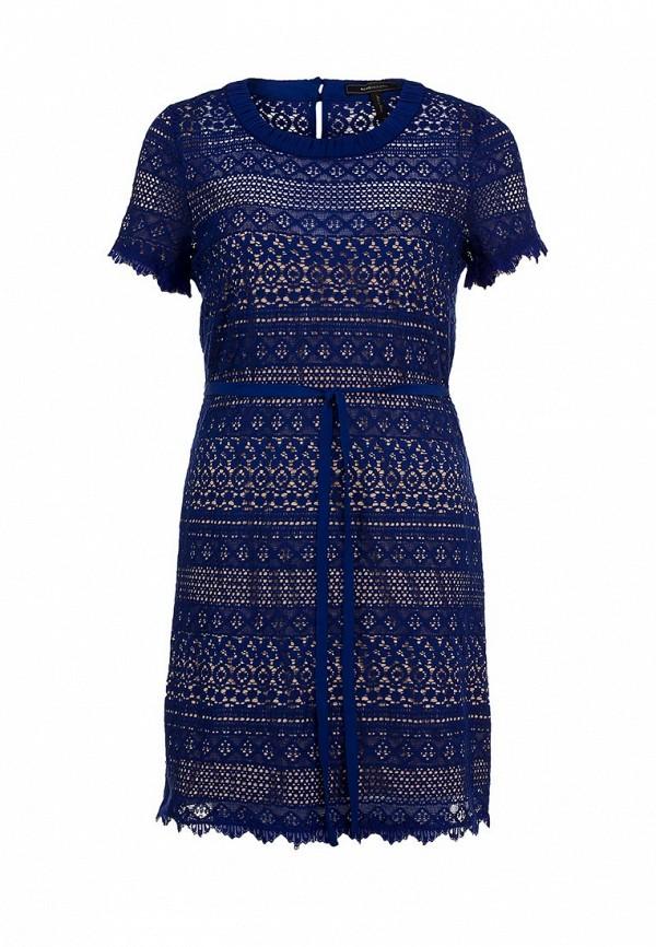 Платье-миди BCBGMAXAZRIA VFX6Z553: изображение 1