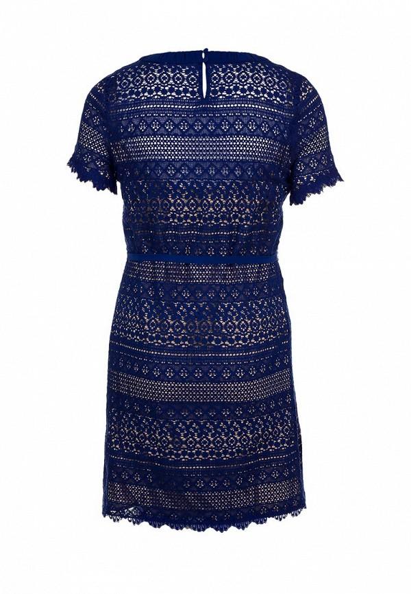 Платье-миди BCBGMAXAZRIA VFX6Z553: изображение 3