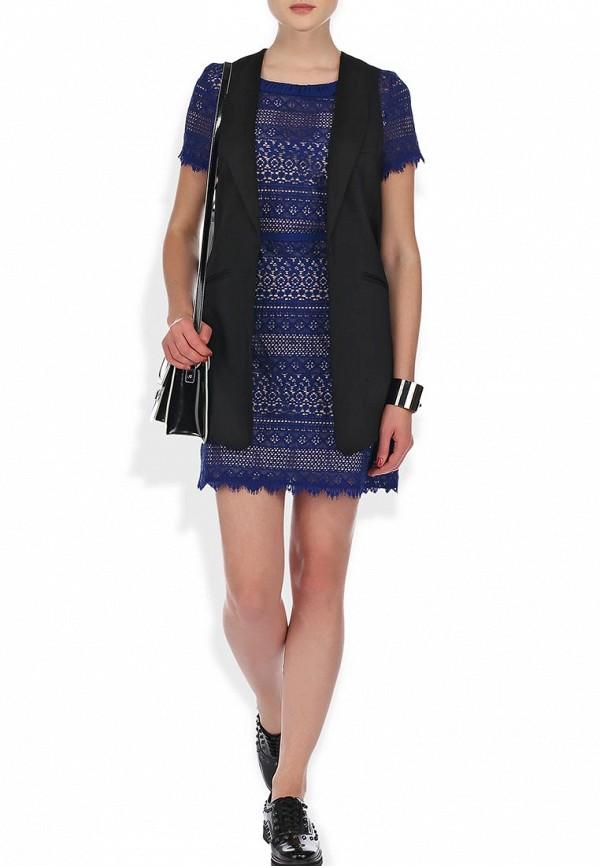 Платье-миди BCBGMAXAZRIA VFX6Z553: изображение 7