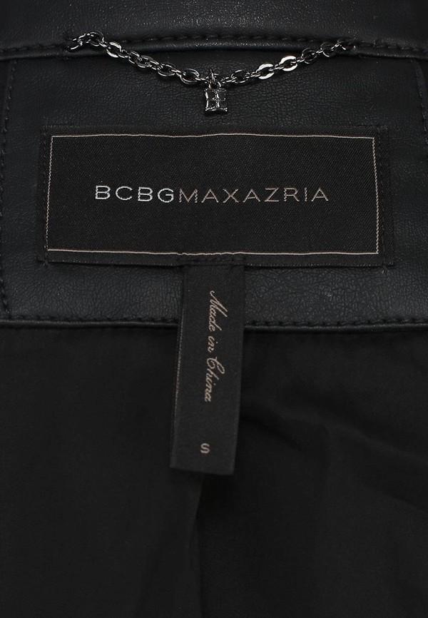Кожаная куртка BCBGMAXAZRIA CJP4H468: изображение 4