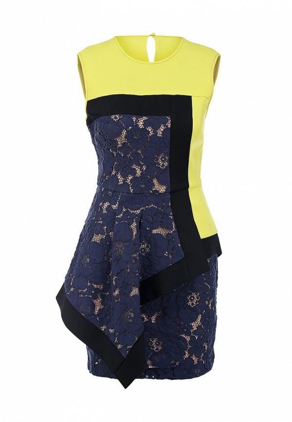 Платье-мини BCBGMAXAZRIA IYA60B00: изображение 1