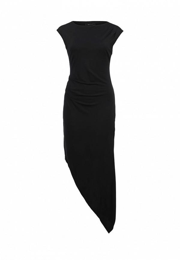 Платье-миди BCBGMAXAZRIA UZA67B40: изображение 1