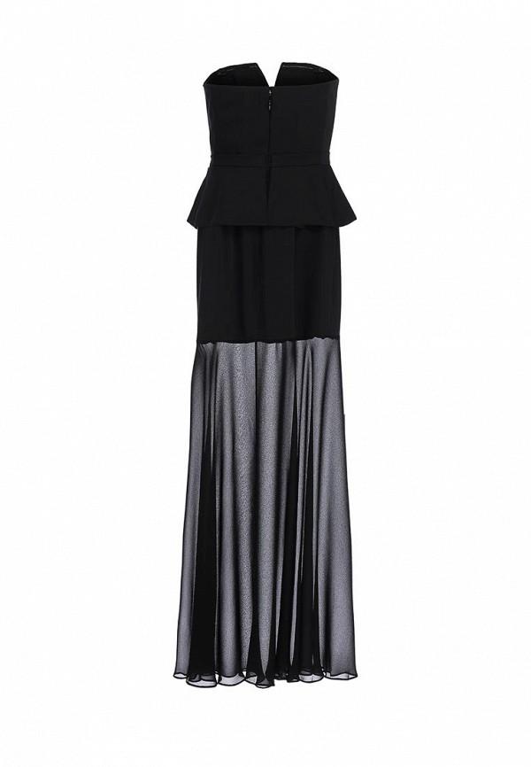 Платье-макси BCBGMAXAZRIA XVR62B58: изображение 3
