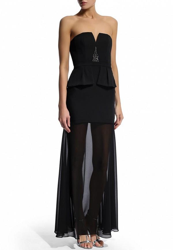 Платье-макси BCBGMAXAZRIA XVR62B58: изображение 6