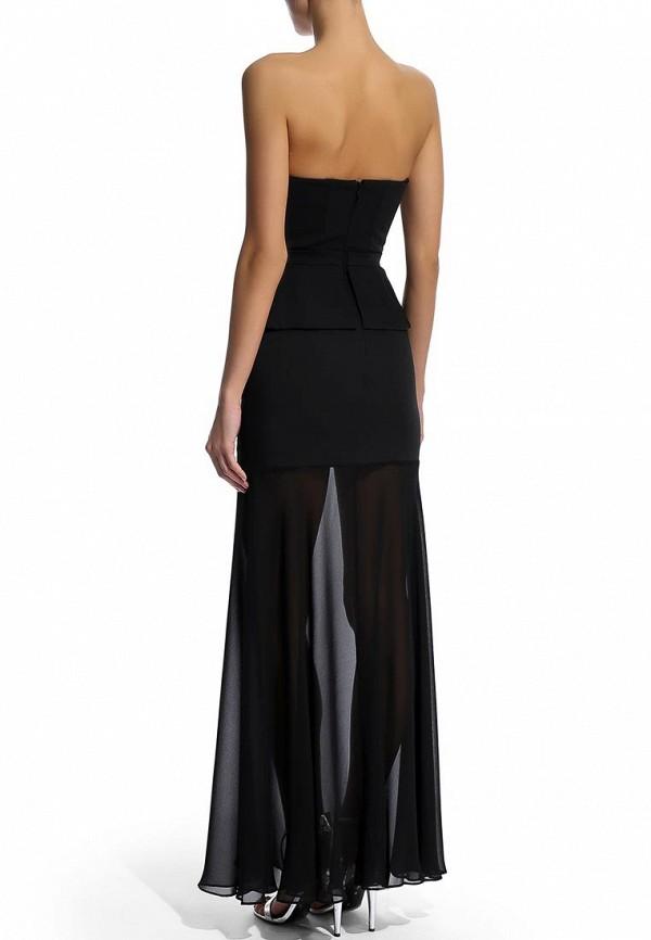 Платье-макси BCBGMAXAZRIA XVR62B58: изображение 8