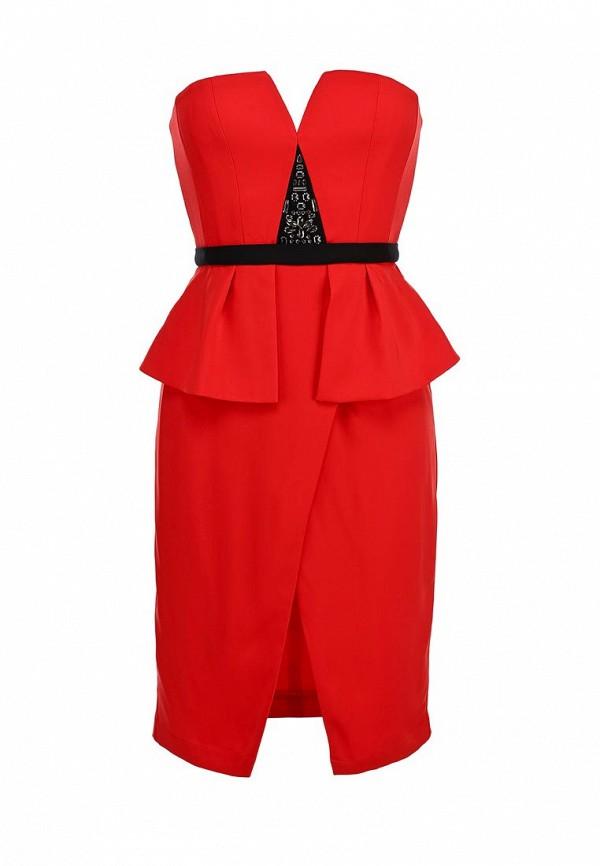 Платье-мини BCBGMAXAZRIA XVR67B98: изображение 1