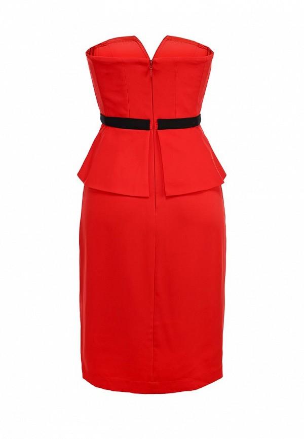 Платье-мини BCBGMAXAZRIA XVR67B98: изображение 3