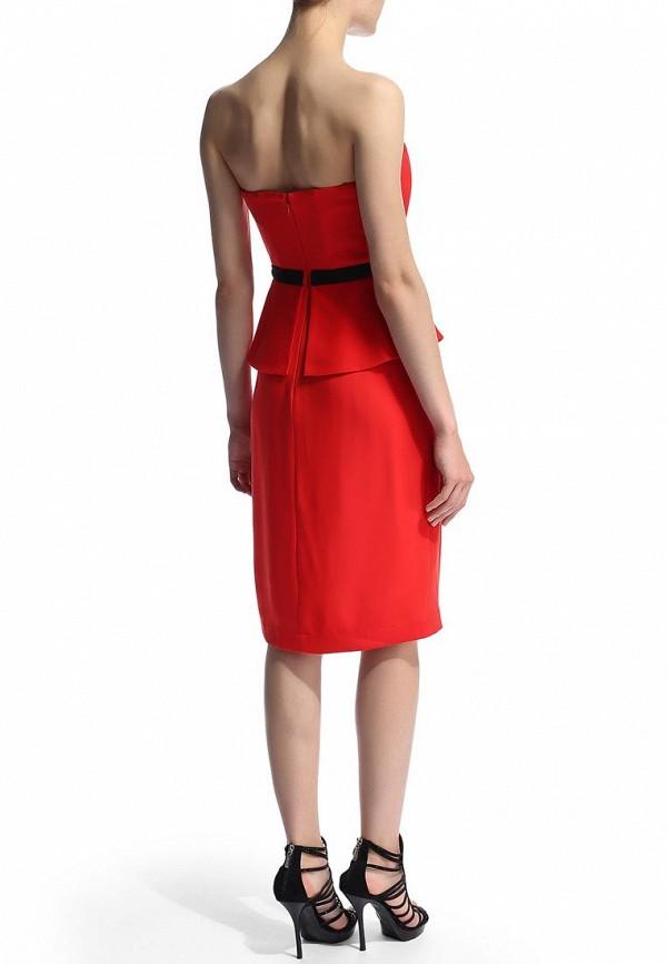Платье-мини BCBGMAXAZRIA XVR67B98: изображение 8