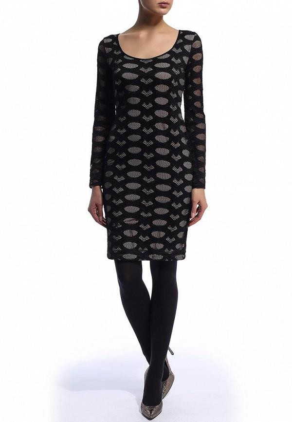 Платье-миди BCBGMAXAZRIA DGL68B04: изображение 7