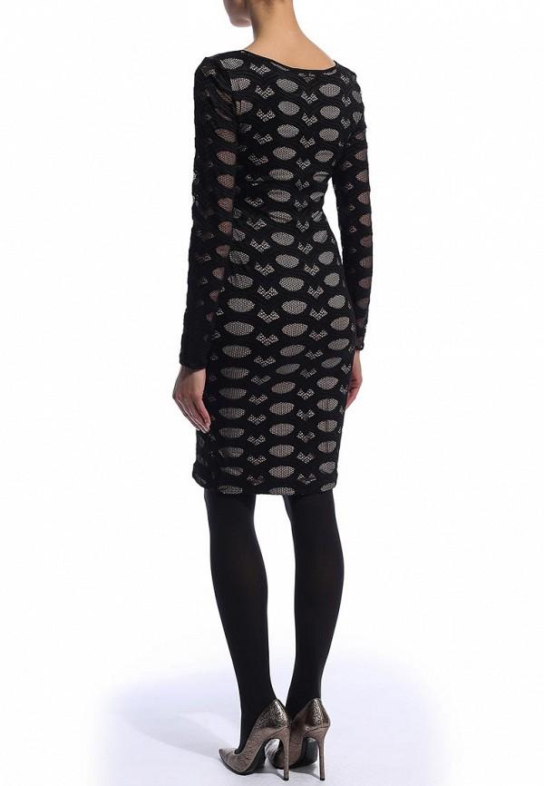 Платье-миди BCBGMAXAZRIA DGL68B04: изображение 9