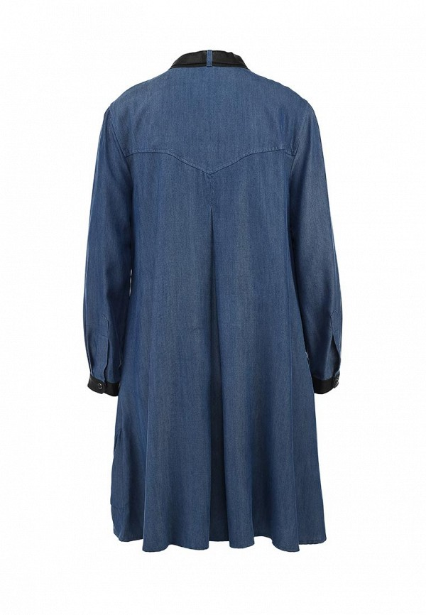 Платье-миди BCBGMAXAZRIA IVU60C76: изображение 2