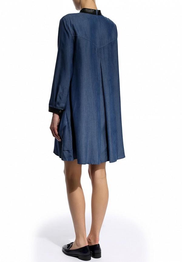 Платье-миди BCBGMAXAZRIA IVU60C76: изображение 5