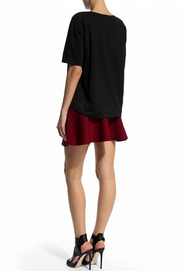 Широкая юбка BCBGMAXAZRIA LHL3E008: изображение 4