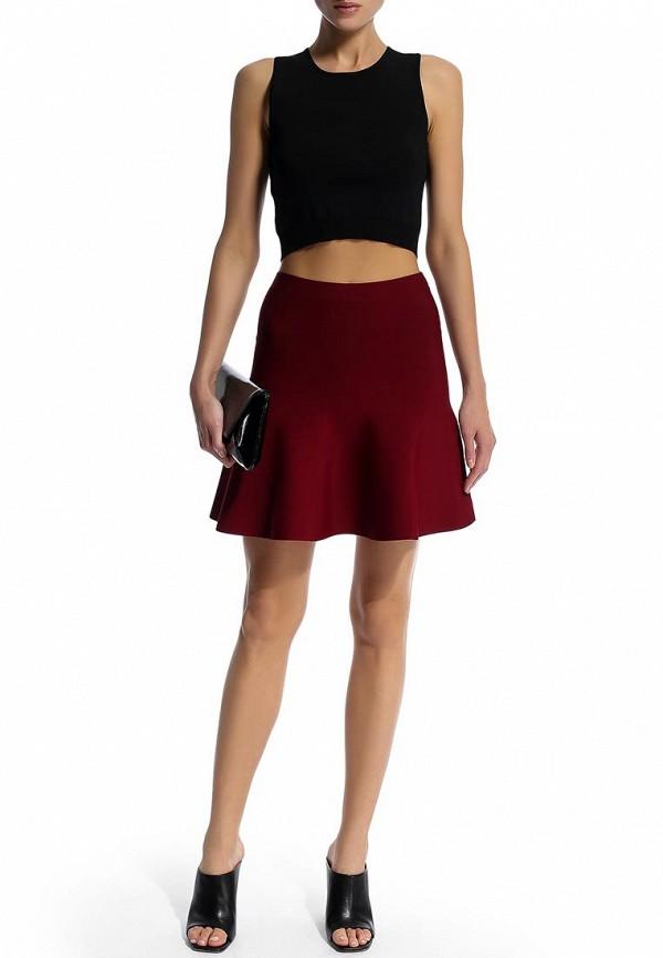 Широкая юбка BCBGMAXAZRIA LHL3E008: изображение 5