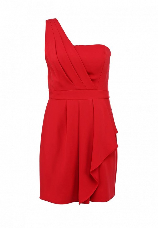 Платье-мини BCBGMAXAZRIA XVR69B54: изображение 1