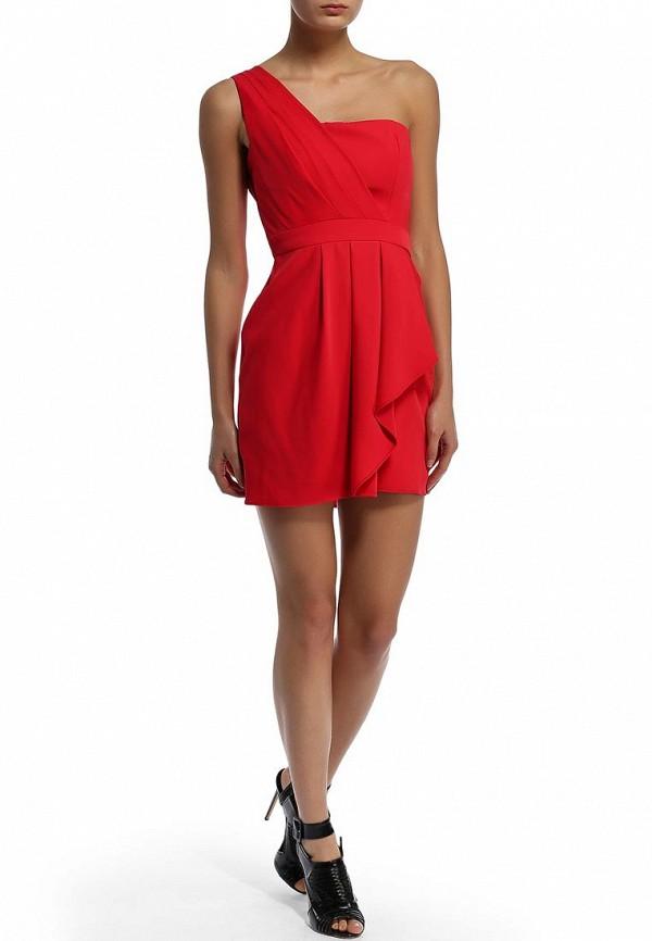 Платье-мини BCBGMAXAZRIA XVR69B54: изображение 3