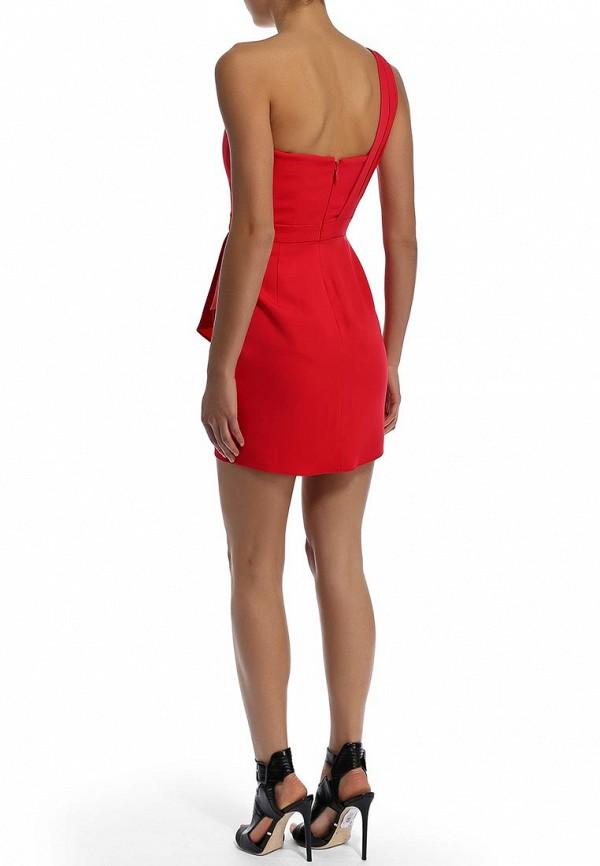 Платье-мини BCBGMAXAZRIA XVR69B54: изображение 4