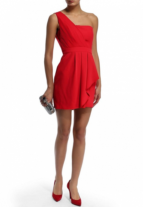 Платье-мини BCBGMAXAZRIA XVR69B54: изображение 5