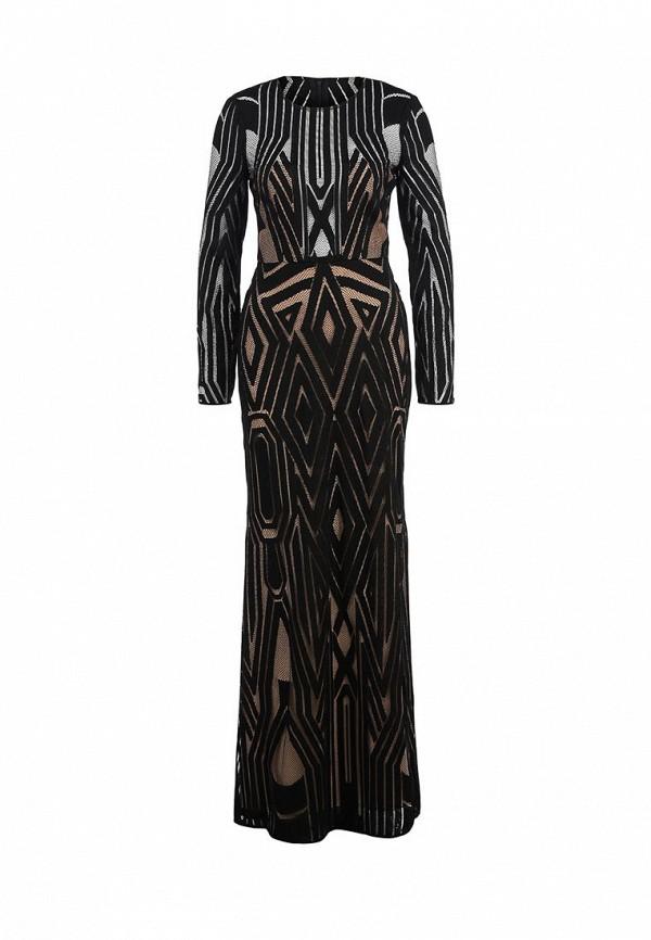 Платье-макси BCBGMAXAZRIA DFX60C05: изображение 2
