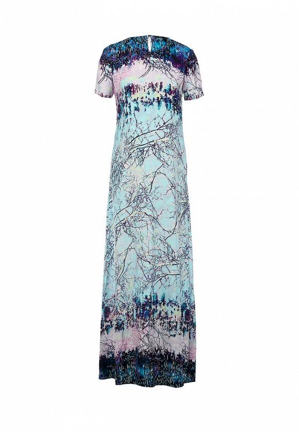 Платье-макси BCBGMAXAZRIA DIU60C99: изображение 1
