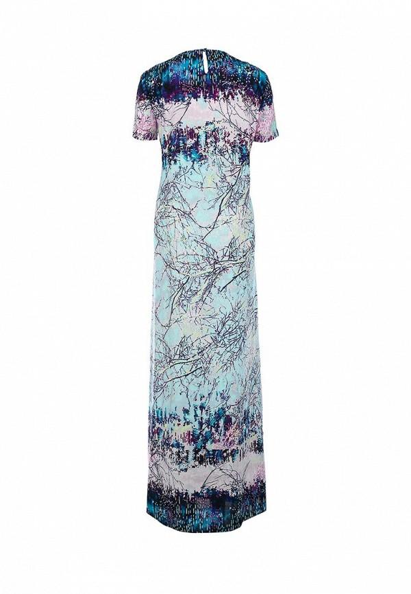 Платье-макси BCBGMAXAZRIA DIU60C99: изображение 2