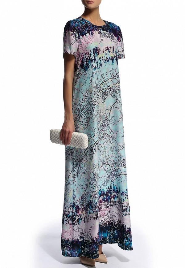 Платье-макси BCBGMAXAZRIA DIU60C99: изображение 4