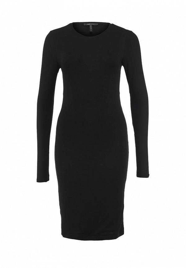 Платье-миди BCBGMAXAZRIA EYK60C74: изображение 1