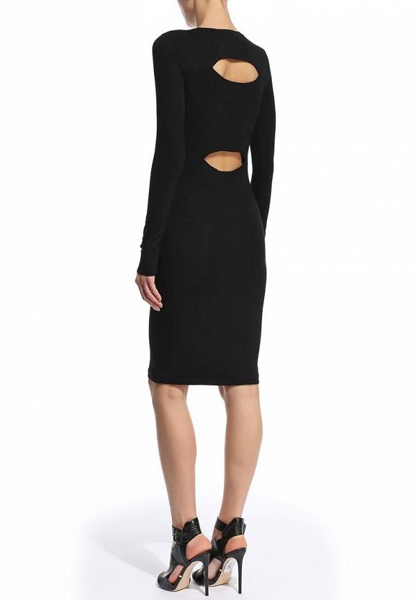 Платье-миди BCBGMAXAZRIA EYK60C74: изображение 4