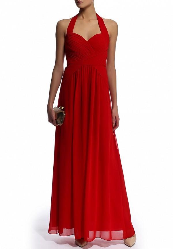 Платье-макси BCBGMAXAZRIA IQI65B50: изображение 5