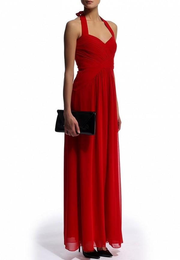 Платье-макси BCBGMAXAZRIA IQI65B50: изображение 7