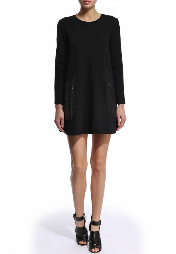 Платье-миди BCBGMAXAZRIA ONW60C89: изображение 3